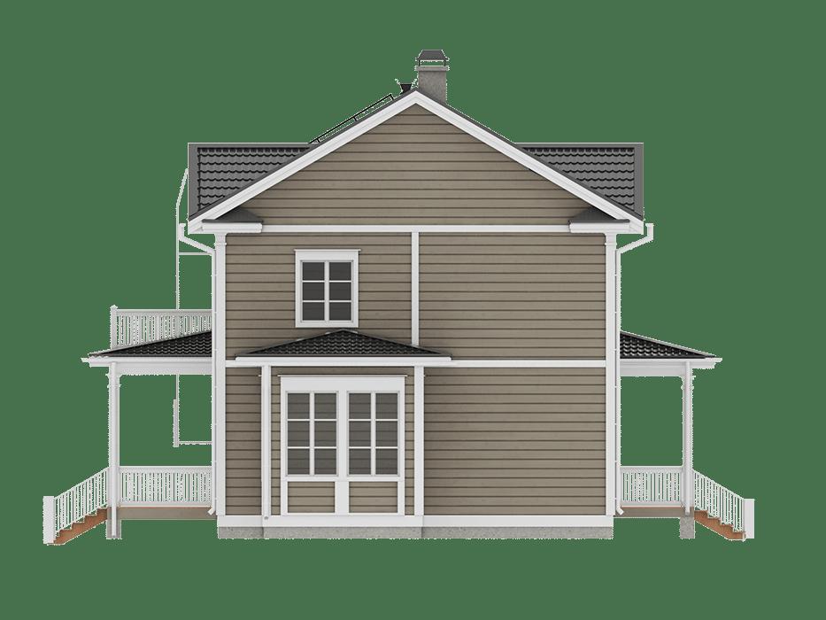 Финский дом Виррат 183