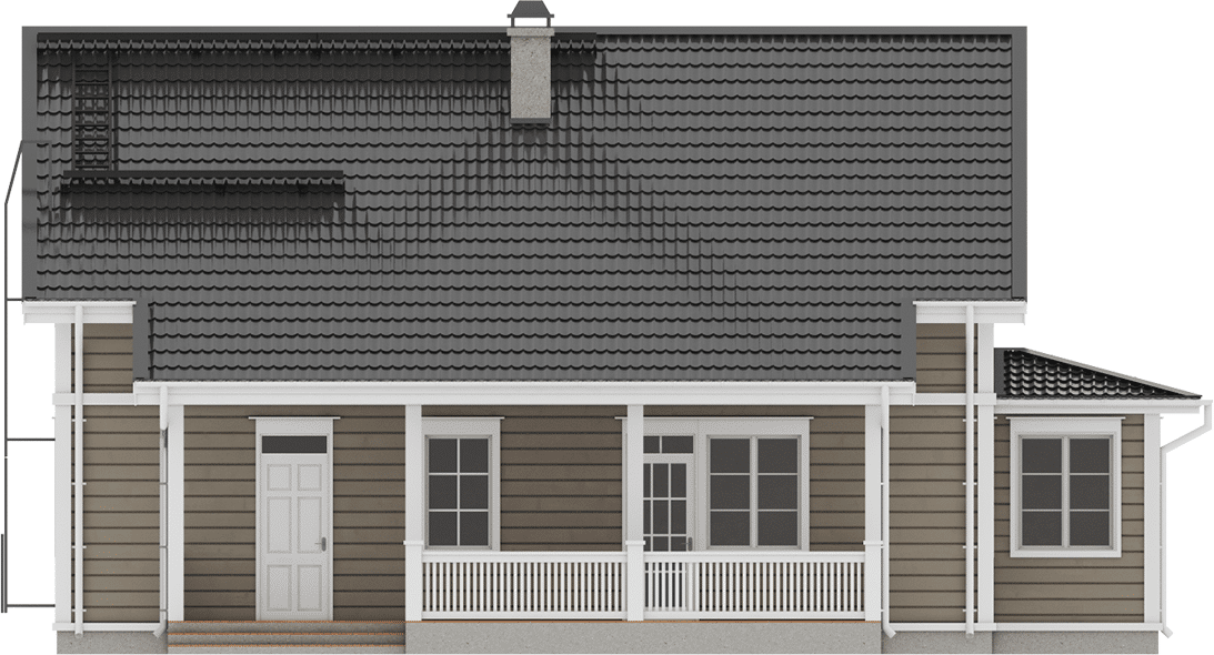 Фасад Аврора 188