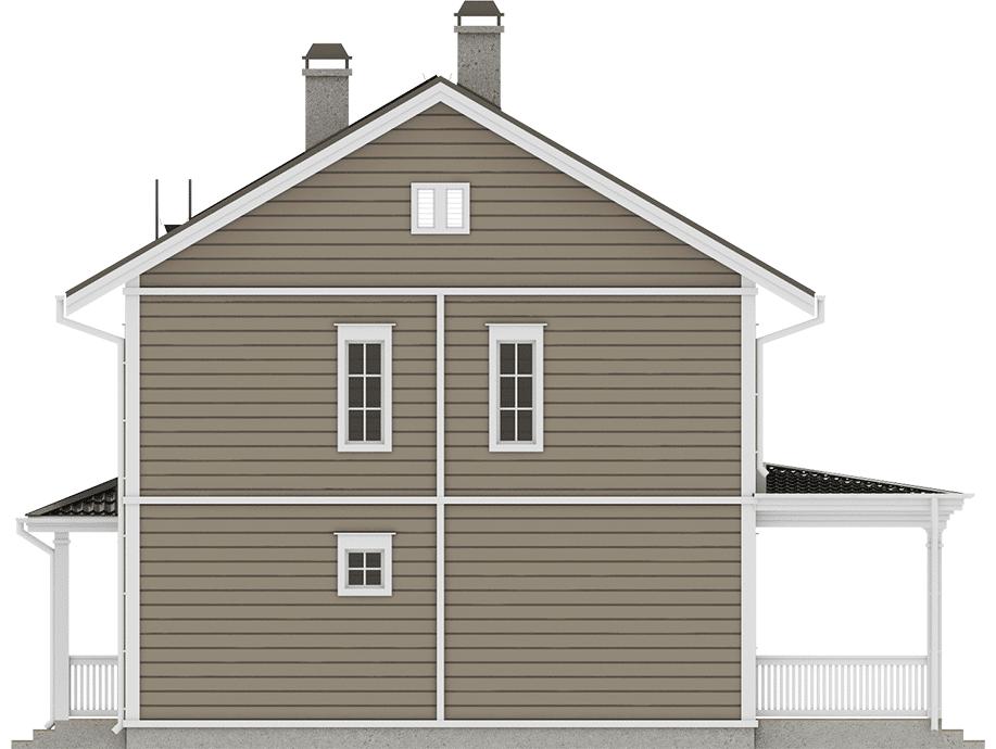 Финский дом Венла 153