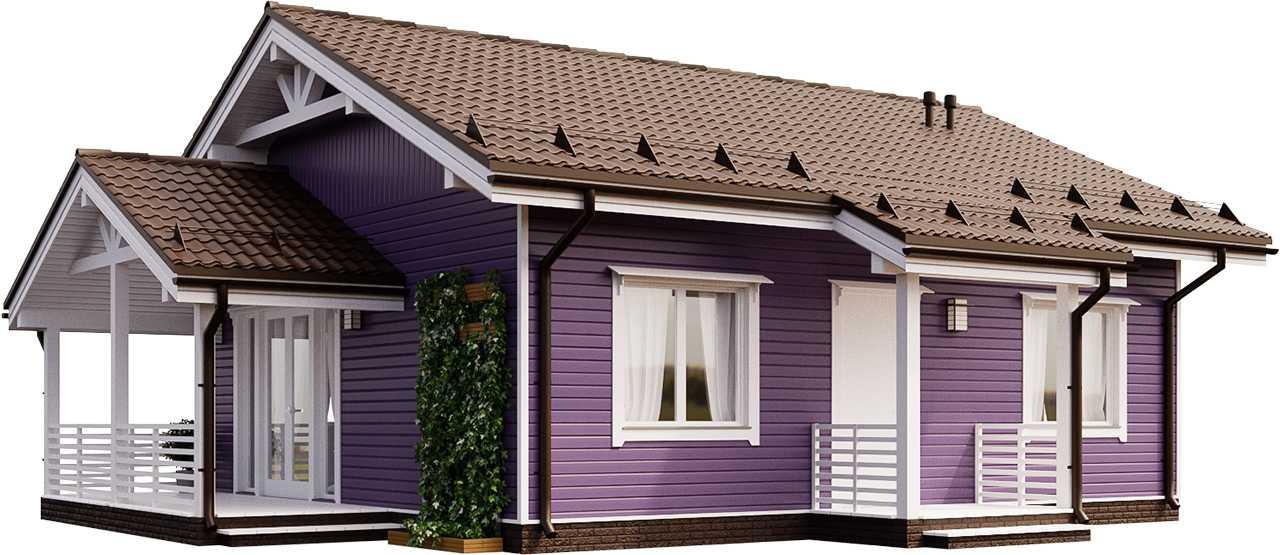 Финский дом Анри 68