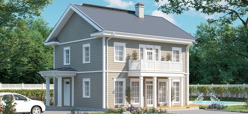 Финский дом Венла 156