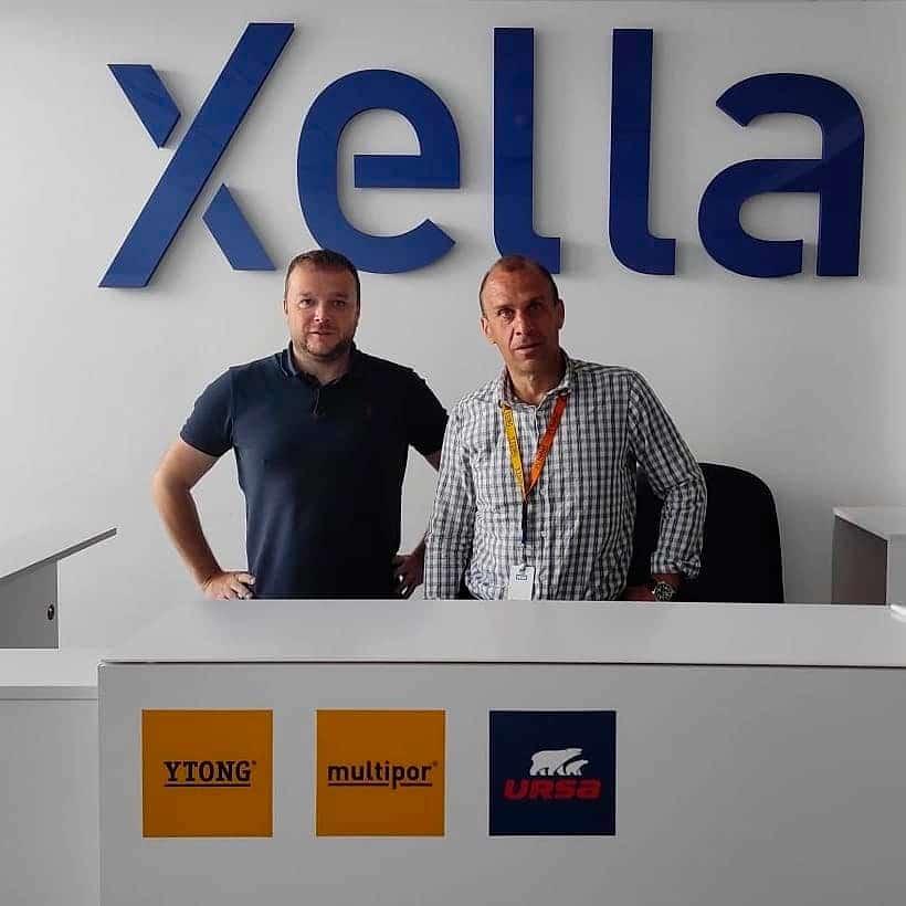Партнерство ФинХаус с Xella (YTONG)